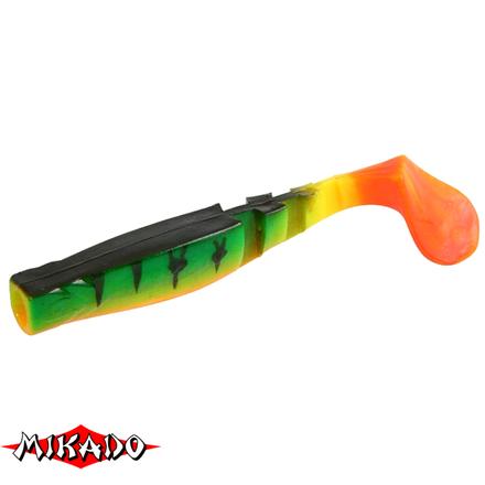 "Виброхвост Mikado FISHUNTER 2 ""съедобная резина"" 7.5 см. / 335  уп.=5 шт."