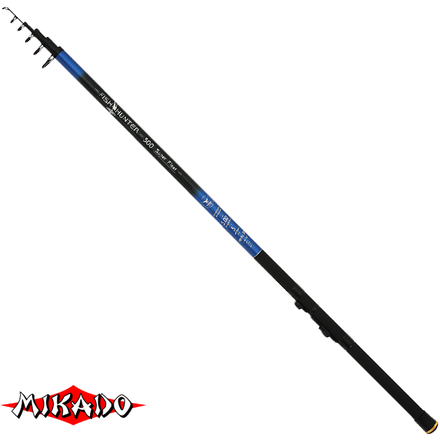 "Удилище ""Mikado"" Fish Hunter SUPER FLOAT 400 ( до 30 гр.)"