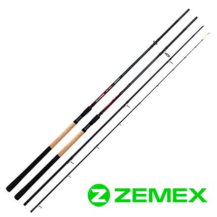 """Удилище фидерное ZEMEX """"PRO FEEDER"""" 12 ft до 90,0 гр."""