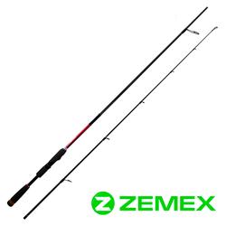 "Спиннинг ZEMEX ""SPIDER"" 2,40 м. 5,0-28,0 гр."