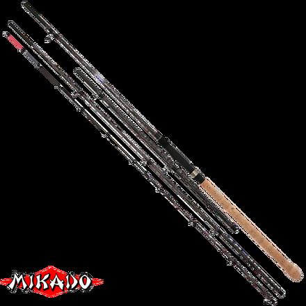 "Удилище фидерное ""Mikado"" ULTRAVIOLET Twin Feeder 360/420"