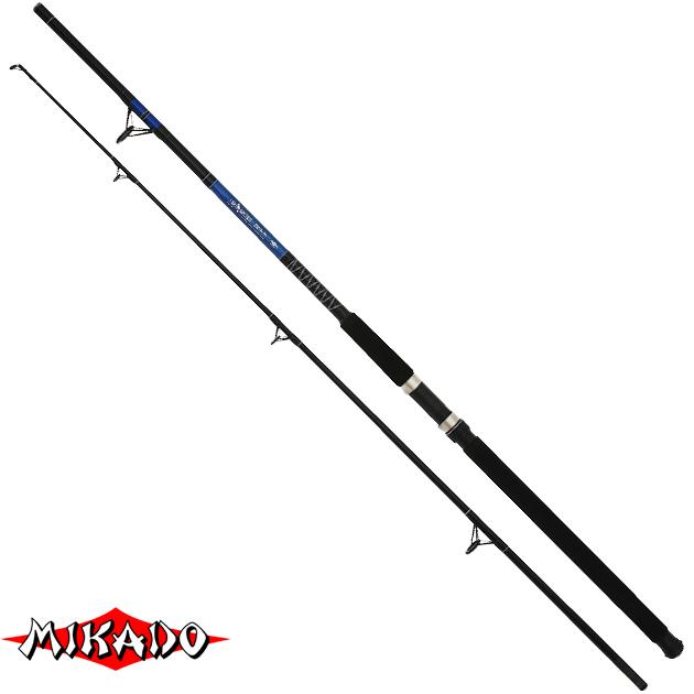 Спиннинг штекерный Mikado FISH HUNTER SEA Pilk 210 (до 300 г)