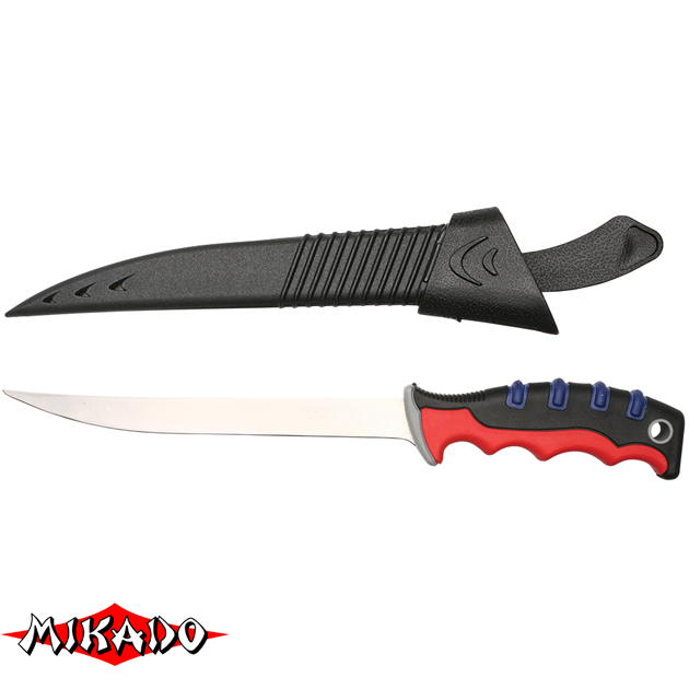 "Нож рыболовный филейный ""Mikado"", арт. AMN-850-S"