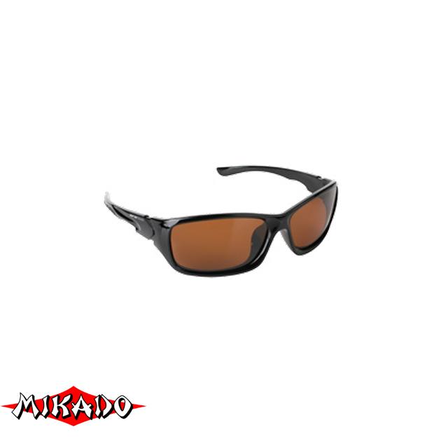 Очки поляризационные Mikado (коричневые) AMO-82227-BR