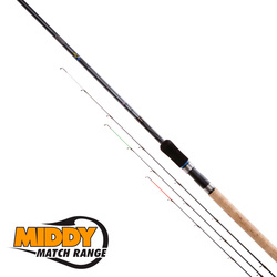 20070 удилище MIDDY 4GS Baggin Feeder Rod 11' (3,3мт 20-60гр) 3 хлыста