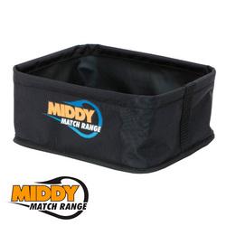 20459 емкость для прикормки (25x21x10)см MIDDY Xtreme Groundbait/Mixing Bowl 5L