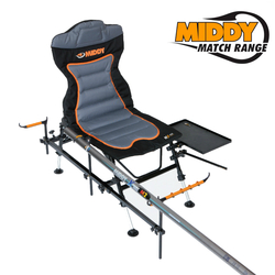 20491кресло рыболовное MIDDY MX-100 Pole/Feeder Recliner Chair