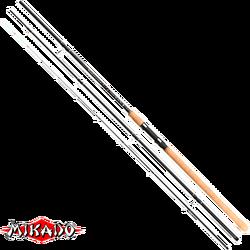 """Удилище штекерное """"Mikado"""" ALMAZ Medium Feeder 390"""