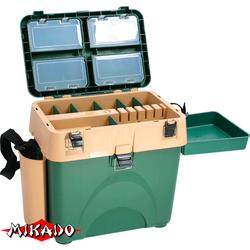 "Ящик рыболова ""Mikado"" ICE BOX для зимней рыбалки, арт.UAC-I002"