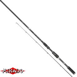 "Спиннинг штекерный ""Mikado"" BLACK STONE L Spin 240 (тест 4-18 г)"