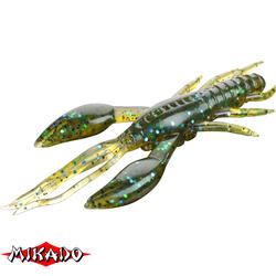 Рак силиконовый Mikado CRAY FISH 9 см. / 553  уп.=2 шт.