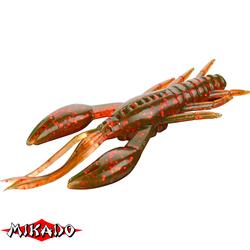 Рак силиконовый Mikado CRAY FISH 9 см. / 554  уп.=2 шт.
