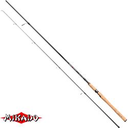 Спиннинг штекерный Mikado AMBERLITE MEDIUM Spin 210 (тест 5-25 г)