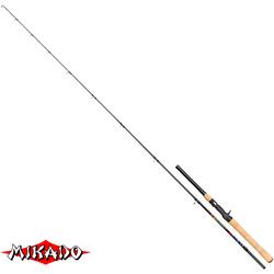 Спиннинг штекерный Mikado ESSENTIAL POWER JERK 195 (тест 30-80 г) (2 секц.)