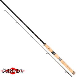 "Спининг штекерный ""Mikado"" SAKANA HANTA Medium Spin 270 ( 5-25 гр.) Carbon"
