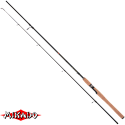 Спиннинг штекерный Mikado SENSEI MEDIUM Spin 210 (тест 5-25 г)