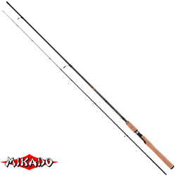 Спиннинг штекерный Mikado SENSEI NEEDLE UL Spin 270 (до 14 г)