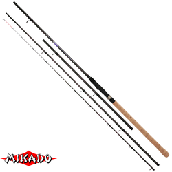 "Удилище фидерное ""Mikado"" ULTRAVIOLET Twin Feeder 330/390"