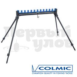 AP00015  Подставка-гребенка EASY для 12 удилищ c ногами