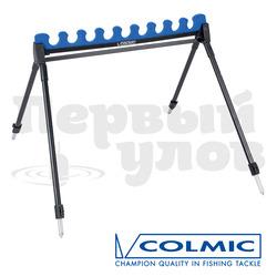 AP00017 Подставка-гребенка PRO для 9 удилищ c ногами