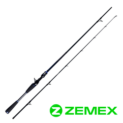 "Спиннинг ZEMEX ""BASS ADDICTION"" CASTING 1,98 м. 3,0-15,0 гр."