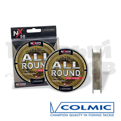 Леска COLMIC ALL ROUND мт.150 - 0,149mm -2,75кг