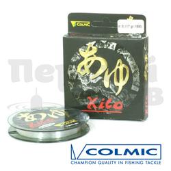 "Леска COLMIC ""XILO"" мт.50 - 0,053 - 0,41кг"