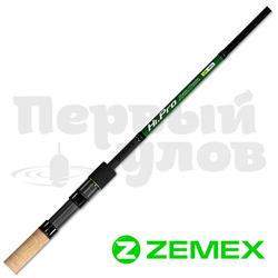 Удилище фидерное ZEMEX HI-PRO Super Feeder 14 ft - 140 g