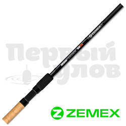 Фидер ZEMEX IRON Flat Method Feeder 13 ft до 140,0 гр.