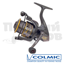 MULEXI05 Катушка COLMIC EXITER 500 (Front Drag / 6+1 BB / 5.2:1)