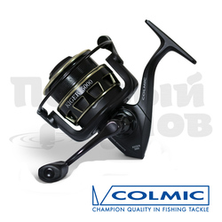 Катушка COLMIC KIGER 4000 (Front Drag / 10+1 BB / 5.0:1)