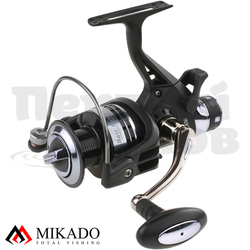 Катушка безынерционная Mikado FREE RUNNER 3006 FD (5+1 подш.; 5,2 :1) бэйтраннер