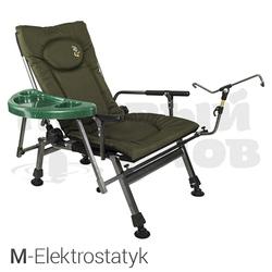 Фидерное кресло с обвесом F5R M-Elektrostatyk