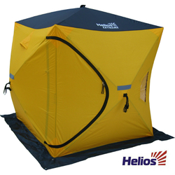 Палатка зимняя Куб EXTREME  1,5 х 1,5 Helios (широкий вход) ТОНАР