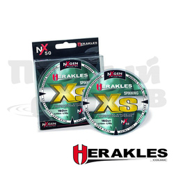Леска HERAKLES XS мт.150 - 0,17mm Spinning Series-3,4кг