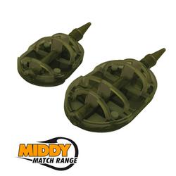 2485 методная кормушка MIDDY Gripper Flat-Bed Method Feeder Small 20g