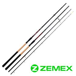 """Удилище фидерное ZEMEX """"PRO FEEDER"""" 11 ft до 150,0 гр."""