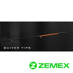 Квивертип ZEMEX 12 fiberglass 3.0 мм, 0.75 oz