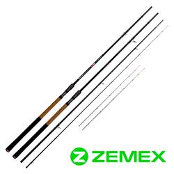 "Удилище фидерное ZEMEX ""RAZER"" 13 ft до 110,0 гр."