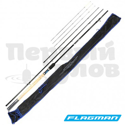 Фидер Flagman Sherman Pro Feeder Medium-Heavy 3.6м 20-80г