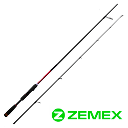 "Спиннинг ZEMEX ""SPIDER"" 2,40 м. 2,0-7,0 гр."