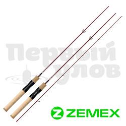 Спиннинг ZEMEX AURORA 622UL 1,88 м. 0.3-5 g