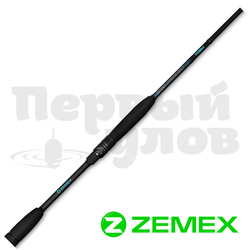 Спиннинг ZEMEX BASS ADDICTION 662M 198 м. 6-21 g NEW 2018