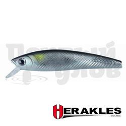 Воблер HERAKLES TROLL 75 (Muggine) плавающий, 6,0гр/75мм 1.20м.