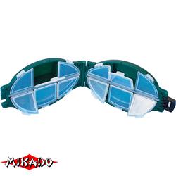 Коробочка рыболовная Mikado ABM 004 (11.2 x 7.4 x 3.2 см.)