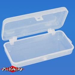 Коробочка рыболовная Mikado ABM 006 (13.2 x 6.2 x 2.5 см.)