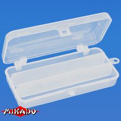 Коробочка рыболовная Mikado ABM 007 (13.2 x 6.2 x 2.5 см.)