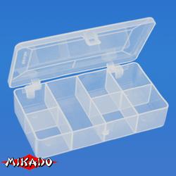 Коробочка рыболовная Mikado ABM 011 (13.7 x 7.6 x 2.9 см.)