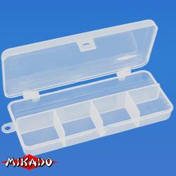 Коробочка рыболовная Mikado ABM 014 (18.1 x 7.7 x 3.3 см.)