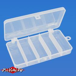 Коробочка рыболовная Mikado ABM 015 (17.7 x 9.4 x 2.9 см.)